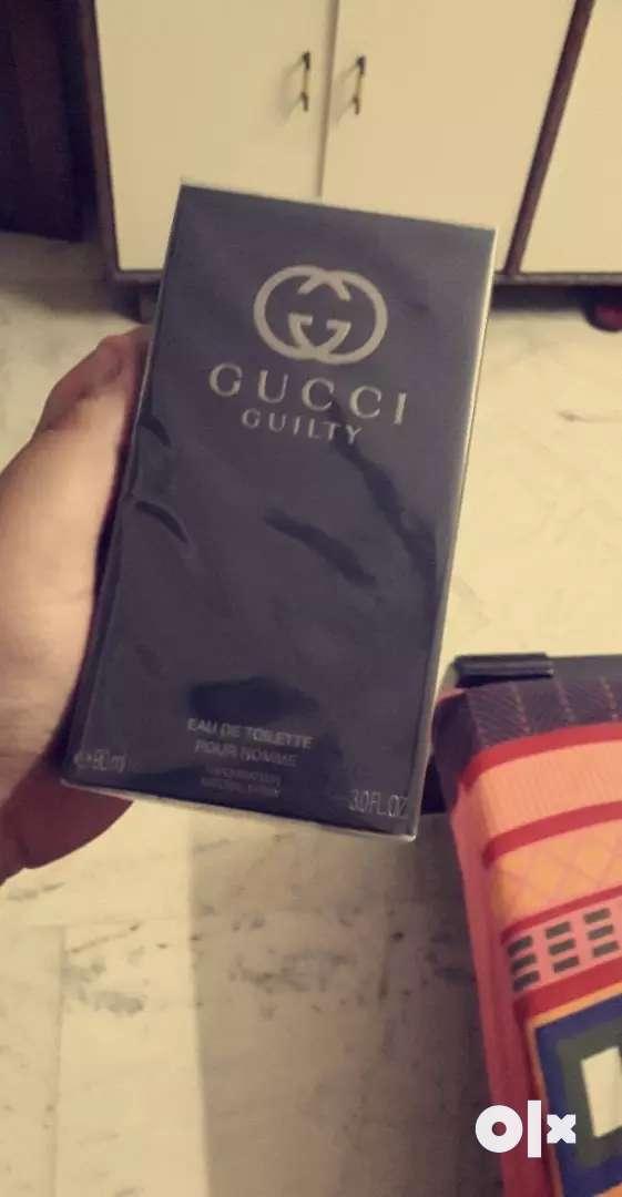 Gucci perfume 90 ml pack 0