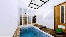 Villa Private Pool dekat Kampus UII (YO 393)
