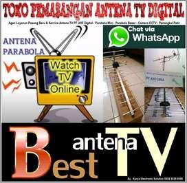 CALL CENTER ANTENA TV : AHLI PEMASANGAN ANTENA TV PLUS INSTALASI