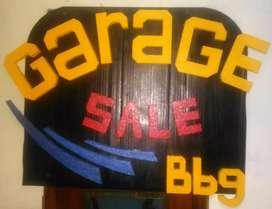 Garage sale Bbg