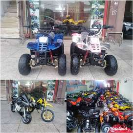 Outstanding Collection ATV QUAD Bikes All model & Size Deliver All Pak