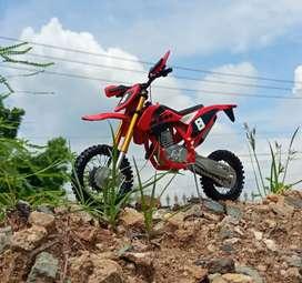 MINIATUR KTM 250 (HANDMADE)
