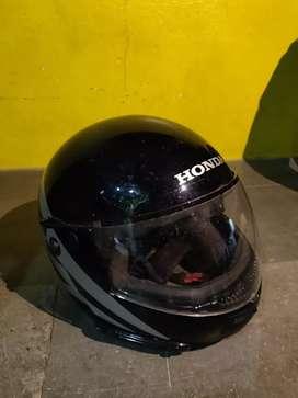 Honda helmet