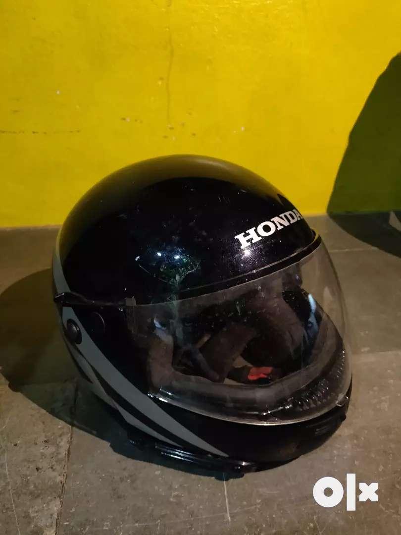 Honda helmet 0