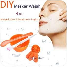 Set Mangkok Masker