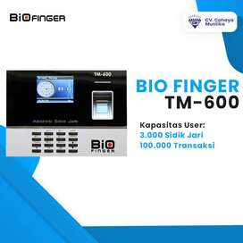 Jual Mesin Absensi Fingerprint Di Malang Murah Bio Finger TM-600