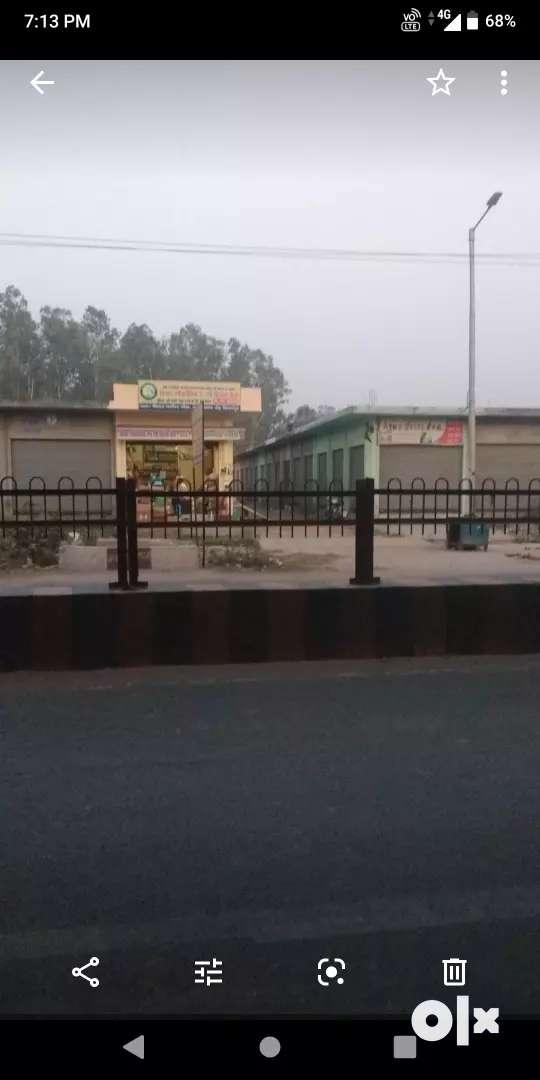 Shop for sale in Kiratpur (bijnor) 0