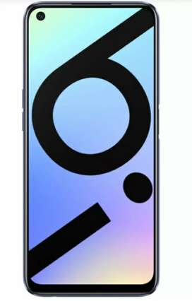 Realme 6i sealed piece with full bill and warranty black colour