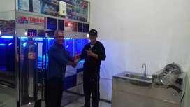 Jual depot air minum stales