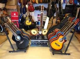 Guitar,Harmonium,Tabla,keyboard,Dholak,Violin,ukele,Drums,Flute,cajon