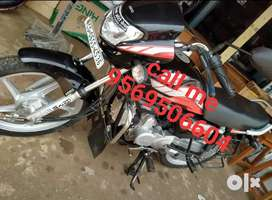 Selling bike and