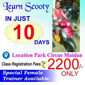 Aiza's Scooty Training Center
