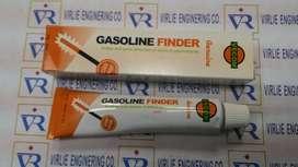 vecom gasoline finding paste tube,pasta oil minyak density