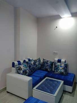1BHK Fully Furnished Flat with 90% Bank Loan In Uttam Nagar west
