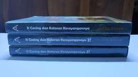 Si Cacing dan Kotoran Kesayangannya vol 1-3