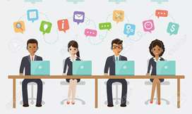 Customer Service back office data entry Development Professionals