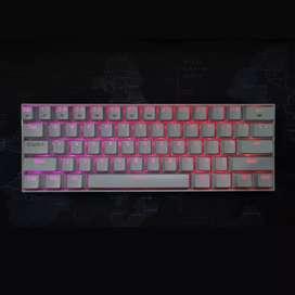 Redragon DRAGONIC K530 RGB Wireless- 60% Dual Mode Mechanical Keyboard