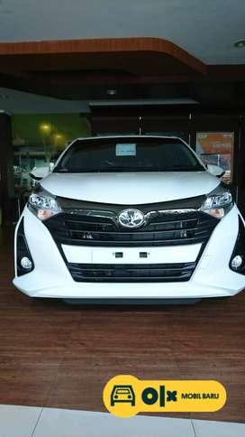 [Mobil Baru] New Calya Type E 2020