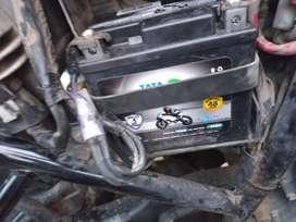 Battery for bike