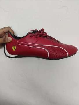 Puma Ferrari shoes, size Uk10