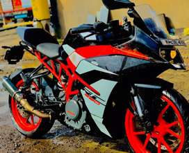 KTM Rc 390 Abs, Single owner, Flawless Condition, Loan Facility avail