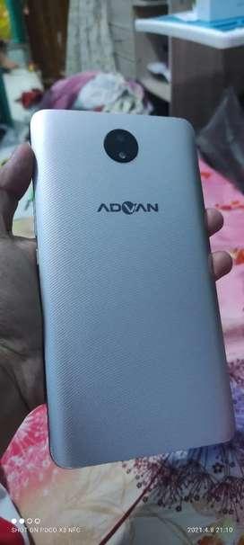 Advan vandroid i7 plus 4G LTE