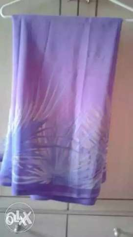 Saree New not worn once