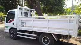 Jasa pindahan Rental truk engkel CDE & mobil pick up bak terbuka