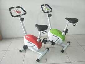 Sport magnetik bike tl new .. Sepeda statis