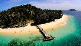 Wisata Pulau Pagang / Pulau Sirandah / Pulau Pasumpahan