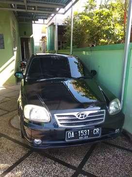 Hyundai Avega Pribadi