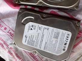 Hard disk 160gb & 40gb