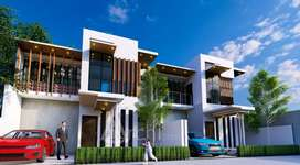 Rumah Mewah Minimalis Modern Tajem Maguwoharjo