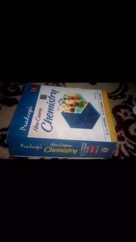 12 class Chemistry Pradeep's edition book
