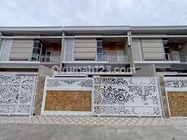 Rumah Baru Siap Pakai Tengah Kota Solo