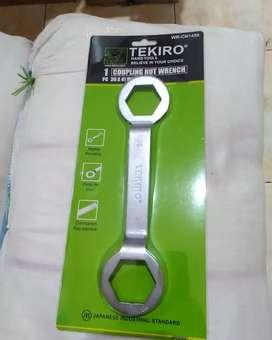 TEKIRO coupling nut wrench 39x41mm kunci blok mesin ORIGINAL
