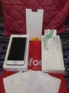 iPhone 7 Plus Rosegold 128GB iBox