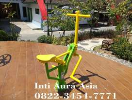 JUAL PRODUK OUTDOOR FITNESS TERMURAH - HORSE RIDER MACHINE