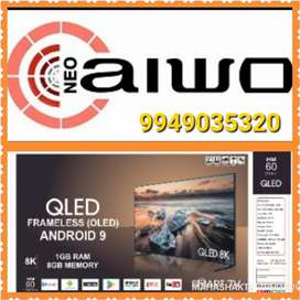 NANO OFFER NEOAIWO 50 55 Q LED M 4K VOICE CONTROL ANDRIOD SMART LEDTV