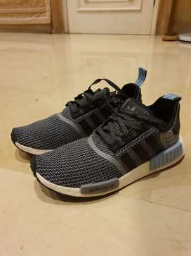 Like New Adidas NMD 'Clear Blue' (100% Ori)