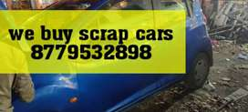 We pay the best price for scrap cars