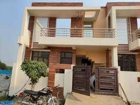 2bhk row house available in lko