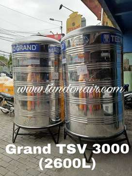 Tangki Air Stainless Steel GRAND2600L