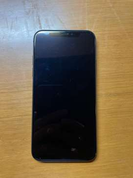 Iphone X black, 64gb, good condition for sale!