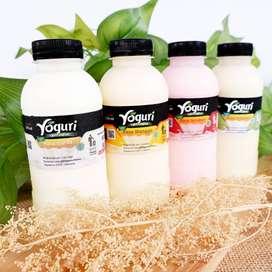 Yoghurt / Yogurt Plain dan Aneka Rasa (Cocok untuk Salad)