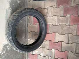 Bajaj v115 rear tyre for sale  very good condtion