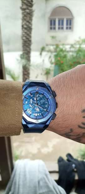 Hublot watch made in swiss