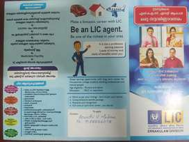 REQUIRES LIFE INSURANCE AGENTS FOR LIC