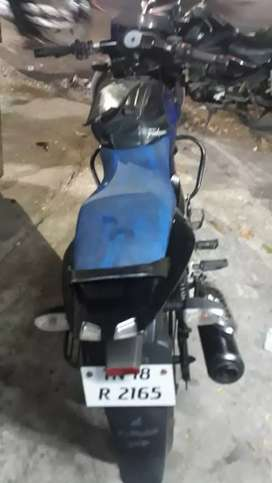 150cc good looking perfect condition service new speedometer disk set