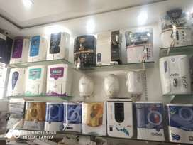 RO UV TDS WATER PURIFIER ALL TYPE RO BRAND NEW SELL 10 LTR STORAGE